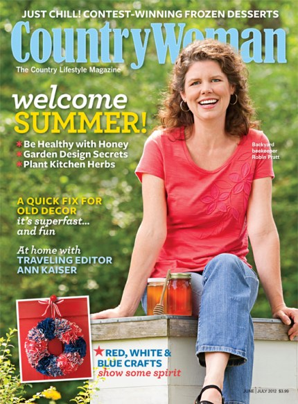 Country Woman Magazine cover
