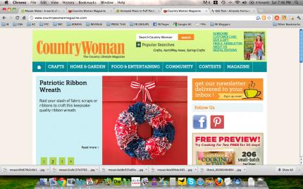 www.countrywomanmagazine.com