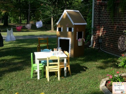 Recycled Playhouse