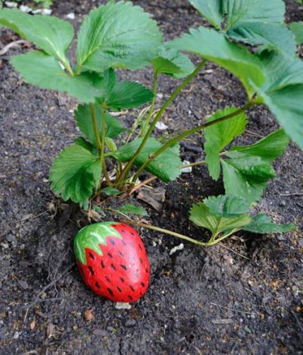 Strawberry Decoys