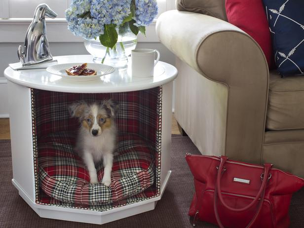 Repurpose Old Furniture Into Pet Beds