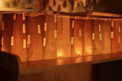 Luminary Cityscape Bags