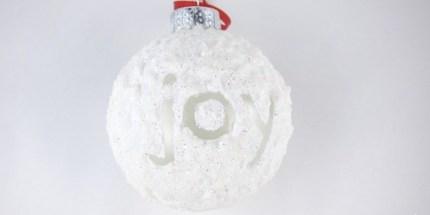 Joy Ornaments