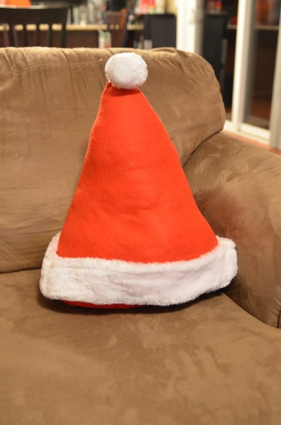 Santa Hat Pillow