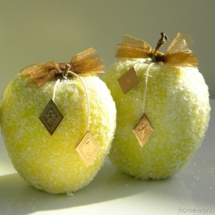 Epsom Salt Apples