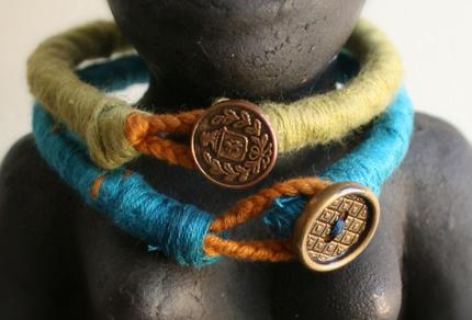15 Yarn Crafts that don't require needles @craftgossip