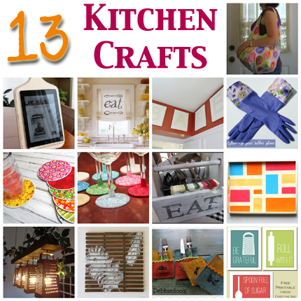 13 Kitchen Crafts You Will Love