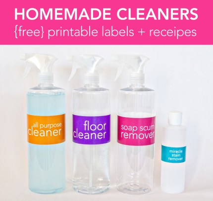 spring cleaning 101 cleaning tips  homemade recipes and