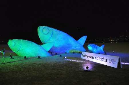 Rio Giant fish