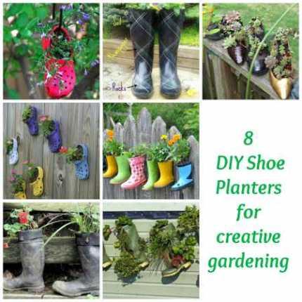 DIY-gumboot-croc-planters