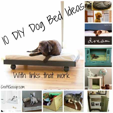 diy-dog-bed-ideas