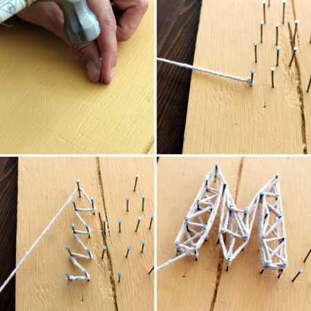 nail-string-art