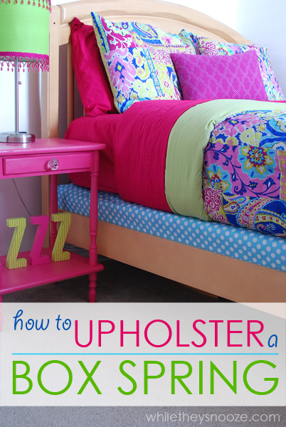 how_to_upholster_a_box_spring