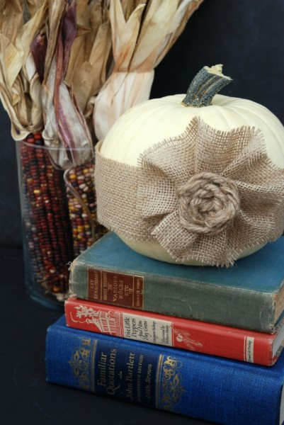 How To Make An Easy Knotted Jute Rosette Home And Garden