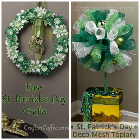 2 St Patrick S Day Craft Ideas Home And Garden