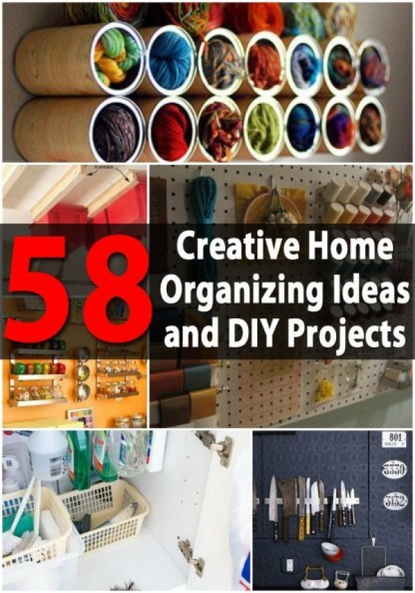 Related Posts Some Clever Home Organization