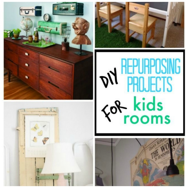 DIY Projects For Kids Rooms That Can Save You Money