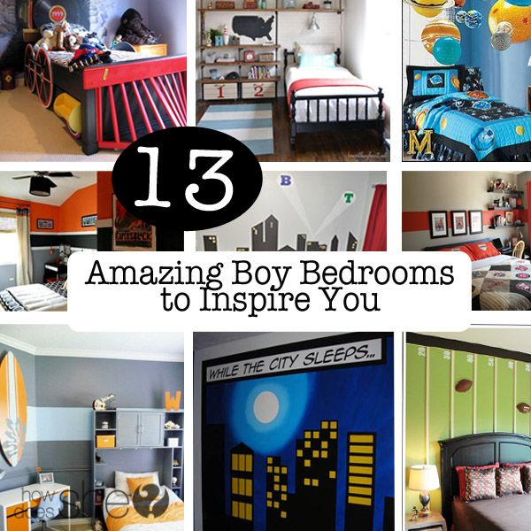 boysrooms