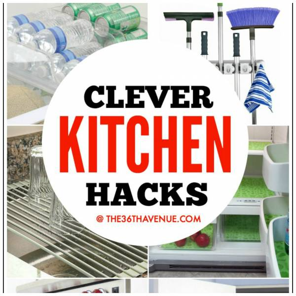 Clever Kitchen Hacks That Will Make Your Life So Much