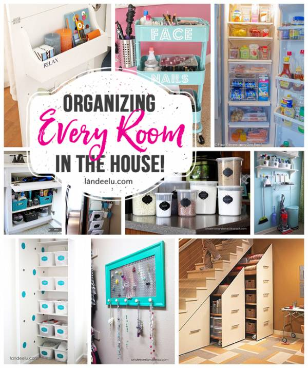 Organize-Every-Room
