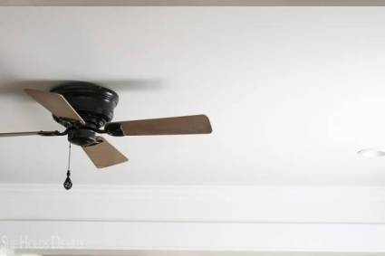 DIY – Turn you old fan in to an Industrial Ceiling Fan – Home and Garden