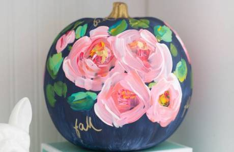 Can Halloween Decor Be All Pink and Roses?