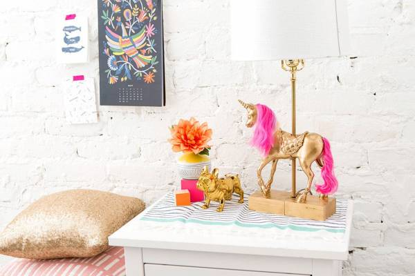 These DIY Unicorn Crafts Have Been Selected For The Value As Home Decor  Items. But All Of These Unicorn Projects And Crafts Could Be Used For A  Unicorn ...