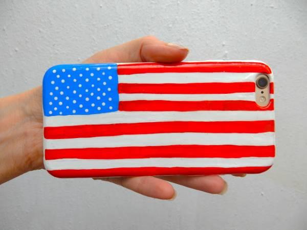 DIY 4th of July Phone Case Ideas