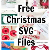 14+ Free Christmas SVG Files