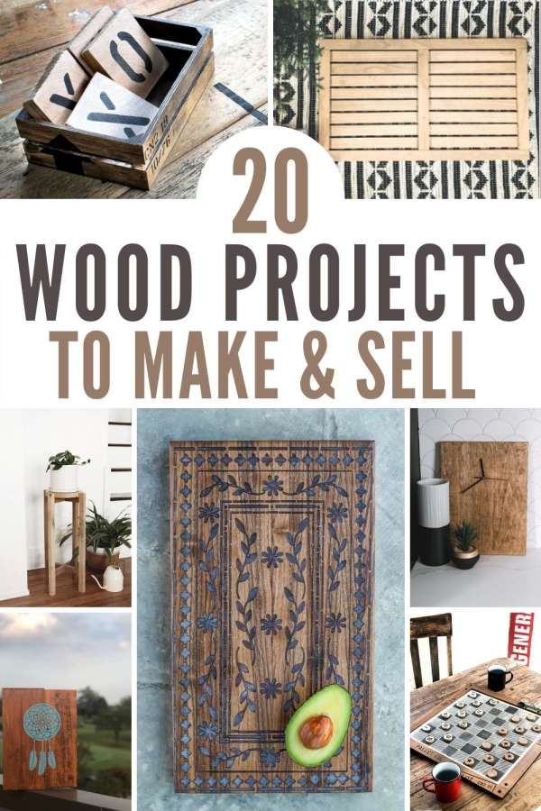 Wood Projects To Make Sell