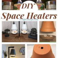 5 DIY Space Heaters To Heat Your Home In An Emergency