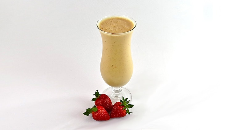Read more about the article Frosty Fruit and Wheat Germ Smoothie