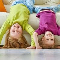 Hry, u kterých se vaše dítě bude hýbat. A rádo.