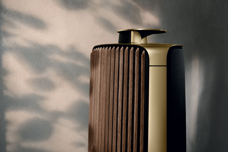 Sophisticated Sound Accentuated By Crafted Colour Imagery