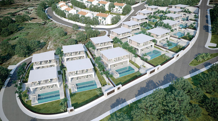 Dona-Amaro - Modern State-Of-The-Art Villas Surrounded By Nature