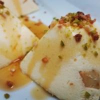 Mousse de crema catalana