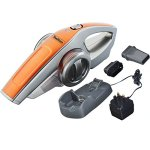 VonHaus-72V-Rechargeable-Portable-Handheld-Vacuum-Cleaner-with-Dust-Brush-Crevice-Tool-and-Charging-Station-Free-2-Year-Warranty-0-1