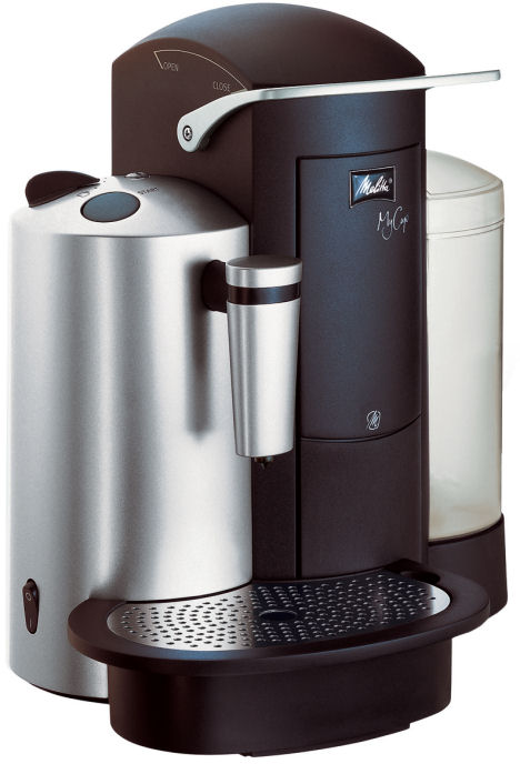 Coffee Maker One Word Or Two : MyCup Melitta coffee maker Latest Trends in Home Appliances