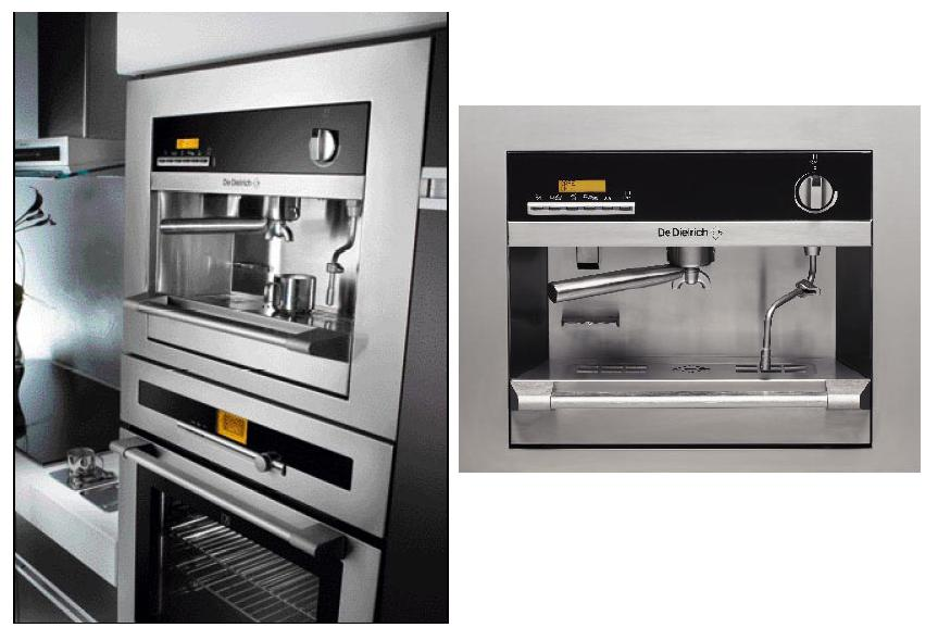 De Dietrich Ded400x Coffee Machine Latest Trends In Home