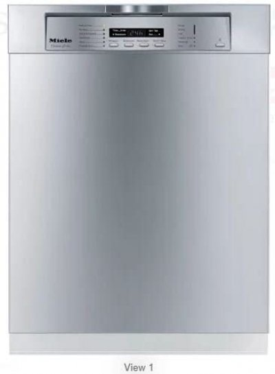 Best Miele Series Built-in Dishwasher June 2020