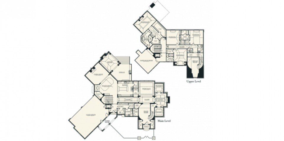Kitchen Family Room Floor Plans