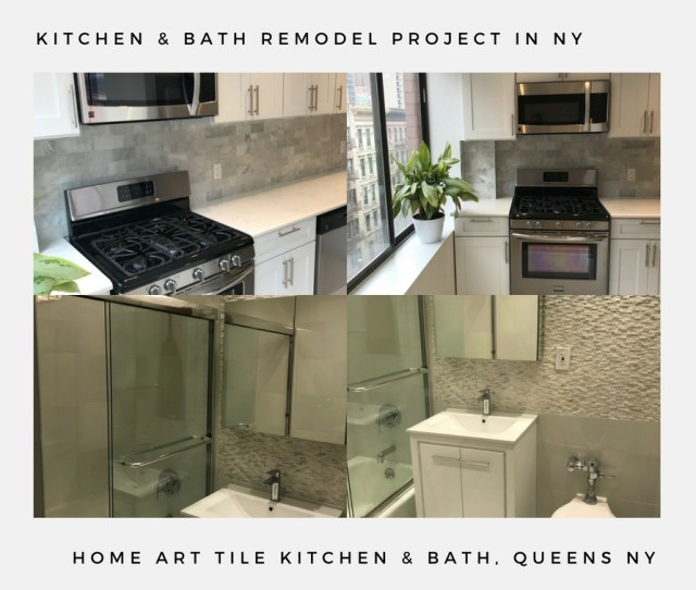 Kitchen And Bath Remodeling Project In Ny Home Art Tile Kitchen And Bath