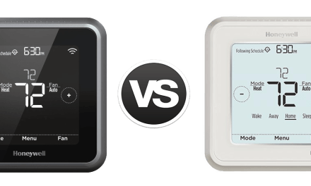 Honeywell Lyric T5 vs T6 Pro