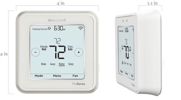 Nest E vs Honeywell Lyric T6 Pro - Home automation tech