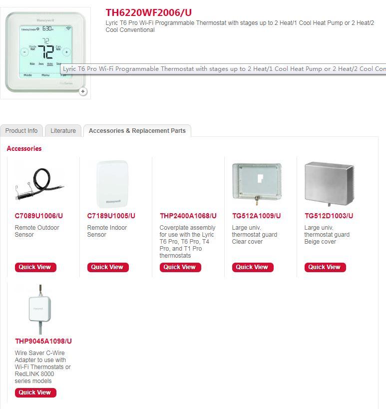 Honeywell Lyric T5 Vs T6 Pro Home Automation Tech