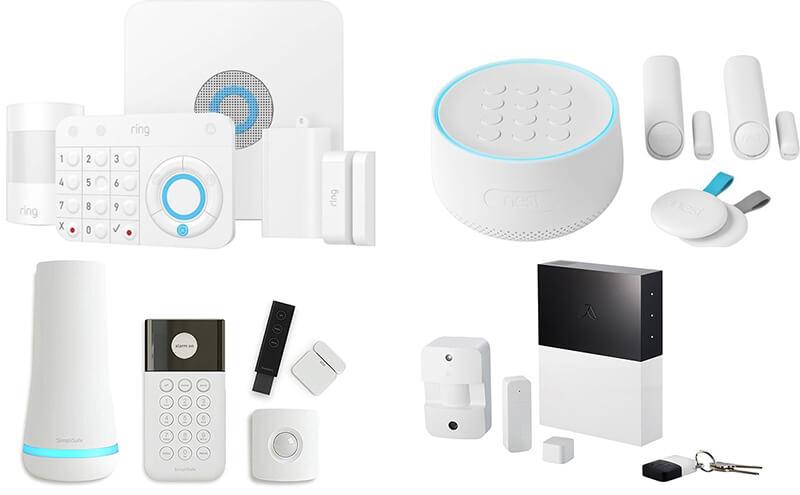 best diy smart security system for your home home. Black Bedroom Furniture Sets. Home Design Ideas