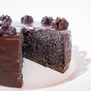 A super moist super flavorful cake, which poppy seed lover's will adore.