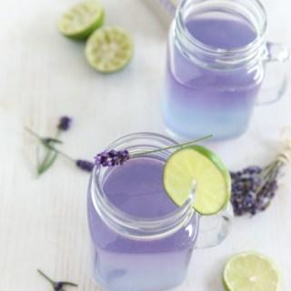 Lavender Limeade, lemonade, lavender, lavender lemonade, limeade