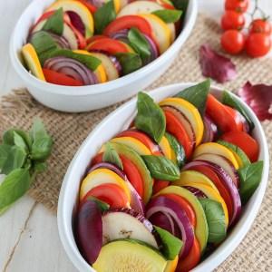 summer vegetable medley, vegetable medley, summer vegetable dish, summer veggies, summer vegetable recipe, vegetable recipe