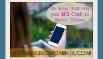 Sites that will Pay you to Refer Others